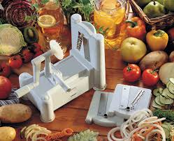 paderno cuisine spiral vegetable slicer paderno spiral vegetable slicer cuisine vegetable slicer