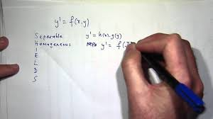 how to solve any differential equation youtube