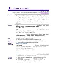 Sample Of A Great Resume by How To Write A Good Resume Examples Good It Resume Examples