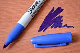 how to get permanent marker off table how to remove a sharpie permanent marker from laminates hunker
