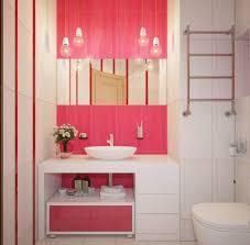 bathroom ideas grey color ceramics borders shower red small
