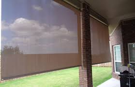 Sundowner Awnings Shade Works Of Texas Retractable Shades And Awnings