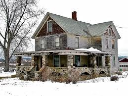 residence c 1900 u2013 with cobblestone wrap around porch flickr