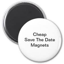 cheap save the date magnets wedding save the date magnets