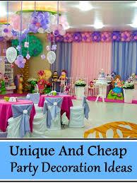 cheap decorations unique and cheap party decoration ideas unique ideas for cheap