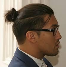 top knot hairstyle men man bun and top knot hairstyles faq guide man bun hairstyle