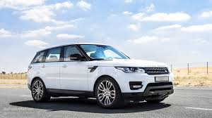 range rover land rover white 2015 range rover sport supercharged review autoevolution