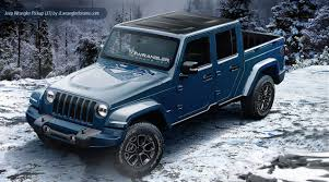 jeep scrambler hardtop 2019 jt wrangler ute to be called scrambler loaded 4x4