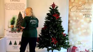 frosts tips on how to decorate a christmas tree youtube
