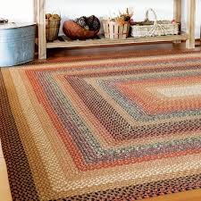 Woven Rugs Cotton Peppercorn Cotton Braided Rugs