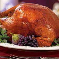 cider basted turkey with roasted apple gravy recipe epicurious