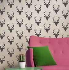 hello bear removable wallpaper wallprints and stencils going