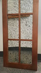Custom Cabinet Doors Glass Custom Cabinet Door Glass Antique Mirror Furnished And