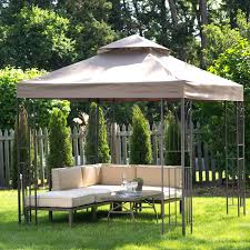 Gazebo On Patio by Outdoor Patio 8x8 Gazebo With Mosquito Net Privacy Curtains Canopy