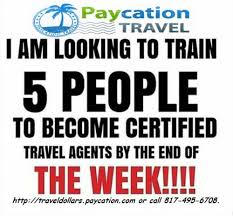 become a travel agent images Become a certified travel agent jpg