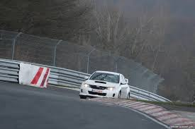 subaru cts v 2011 subaru impreza wrx sti test car laps the nurburgring in 7