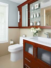 shelving ideas for small bathrooms small bathroom solutions better homes gardens