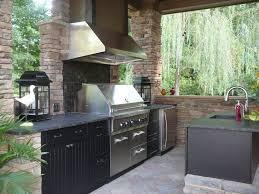 outdoor bbq kitchen plans tags superb outdoor kitchen sink