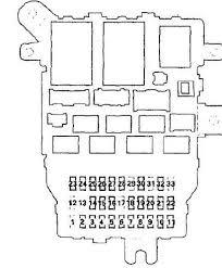 2001 acura mdx fuse box wiring diagram byblank