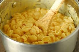 macaroni and cheese pizza recipe