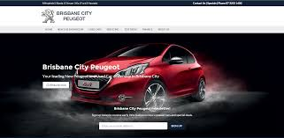 city peugeot used cars brisbane city peugeot