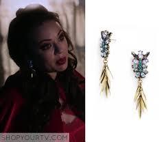 pretty liars earrings pretty liars season 6 episode 10 mona s gem earrings two