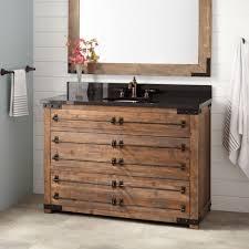 Bathroom Vanity Reclaimed Wood Bathroom Vanities And Vanity Cabinets Signature Hardware