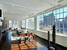 Loft Modern Modern But Expensive New York Loft For Sale