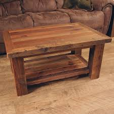 Barnwood Coffee Table Timber Frame Reclaimed Barnwood Coffee Table