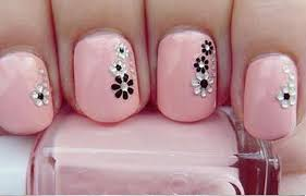 imagenes uñas para decorar 75 diseños de uñas decoración de uñas decoradas con flores fáciles