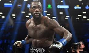 Challenge Guardian Deontay Wilder Accepts The Challenge To Fight Anthony Joshua In