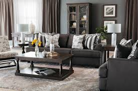 Mathis Brothers Living Room Furniture by Levon Charcoal Sofa Mathis Brothers