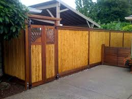 Fence Ideas For Patio Best 25 Bamboo Fencing Ideas Ideas On Pinterest Bamboo Privacy