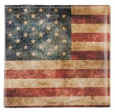 Rustic Photo Album Amazon Com 2up American Flag Album Home U0026 Kitchen
