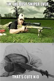 Chris Kyle Meme - simo h磴yh磴 vs chris kyle by athletx meme center