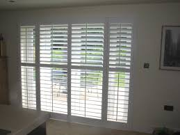 Interior Shutters For Sliding Doors Interior Shutters For Patio Doors Buckinghamshire Plantation