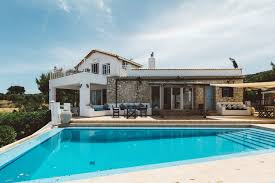 tramontana villas for sale in greece peligoni