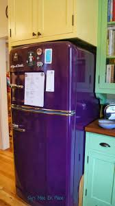 kitchen dazzling stunning purple kitchen design images about