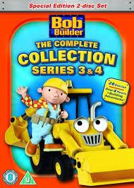 bob builder complete series 3 u0026 4 dvd zavvi