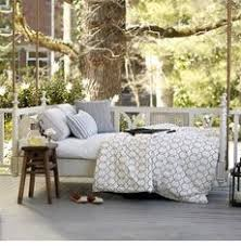 hanging porch swing bed gardening outdoor living pinterest hanging