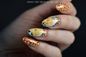 tutorial nail art foil foil nail art with nail polish tutorial nail lacquer uk