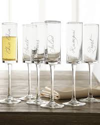 neiman wedding registry cheers chagne flutes
