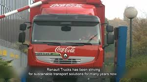renault trucks premium renault premium distribution hybrys tech coca cola youtube