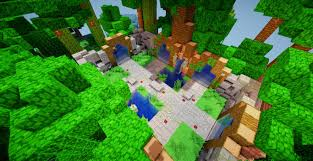 jungle themed spawn players maps mapping modding