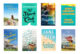 50 best books for the beach this summer coastal living