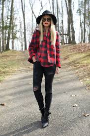 Gingham Vs Plaid Vs Tartan 14 Ways To Wear Your Favorite Plaid Shirt This Winter Glamour