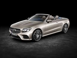 2018 mercedes benz e class cabriolet is larger more luxurious