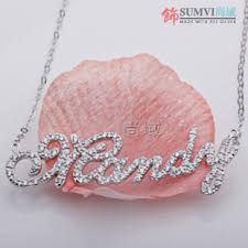 cheap name necklace cheap name necklace letter find name necklace letter deals on
