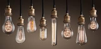 Vintage Light Bulb Pendant Edison Bulb Pendant Light Fixture Visionexchange Co