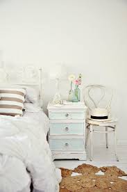 shabby chic bedspreads bedroom transitional with white beams